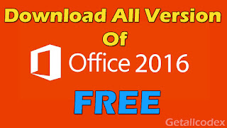 Download Microsoft Office Windows/OS For FREE (ALL Versions)