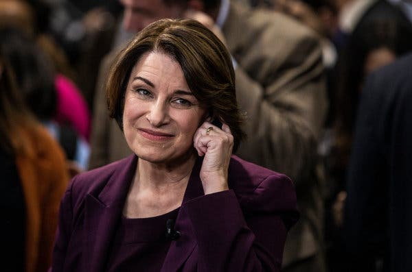 Amy Klobuchar desperately wants an Iowa moment