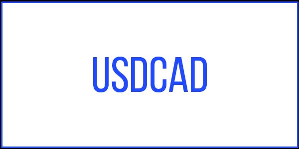USDCAD Terlihat Melemah Sekitar 100 pip