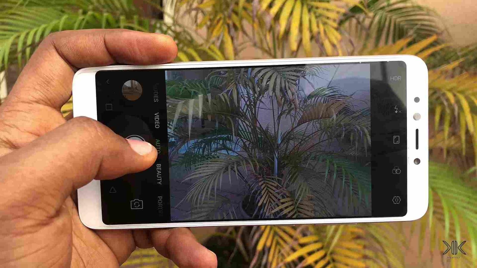 Infinix Hot 6 Pro Camera Review