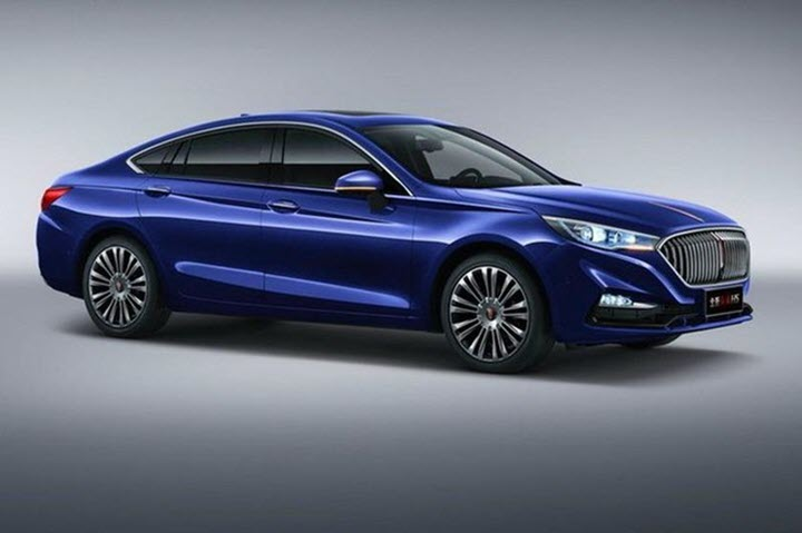 Hongqi H5 - phiên bản Trung Quốc của Mazda6
