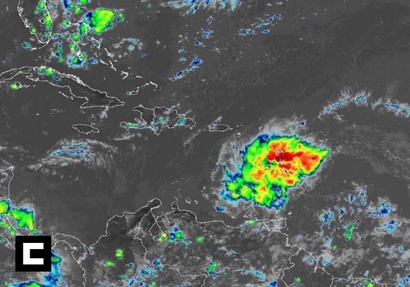 República Dominicana, Haití y Puerto Rico se verán afectados por onda tropical