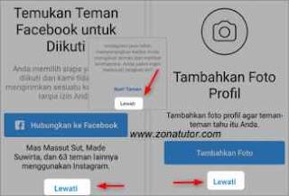 Cara Daftar Akun Instagram Baru Lewat Hp Android