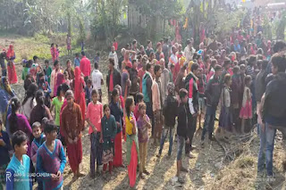 सीतामढ़ी में रंगदारी मांगने आए थे दो युवक, ग्रामीणों ने पीट-पीटकर मार डाला