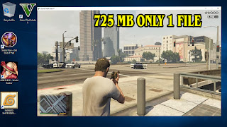 GTA 5 Highly Compressed Download Just 725 MB PC Game