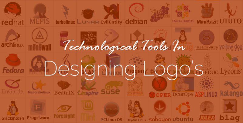 Technological Tools In Designing Logo's