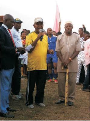 Nto Ikan wins Chief Sunny Ibanga's unity cup