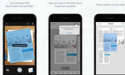 Cara Ubah Tulisan hasil Foto Dokumen jadi PDF
