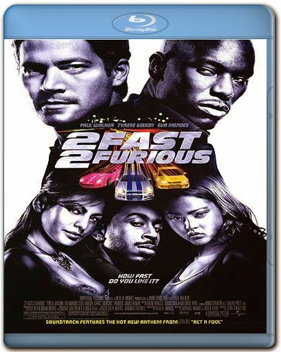 2 Fast 2 Furious [2003] [BDRip] [1080p] [Latino]