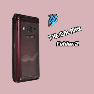 Samsung Galaxy folder 2 flip phone
