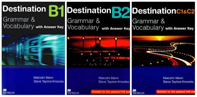 Destinations Grammar and Vocabulary