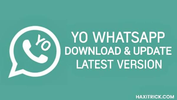 Yo Whatsapp Latest Version Download and Update