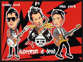 Lagu Superman Is Dead (SID) Terbaru