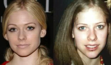 Avril blow job lavigne