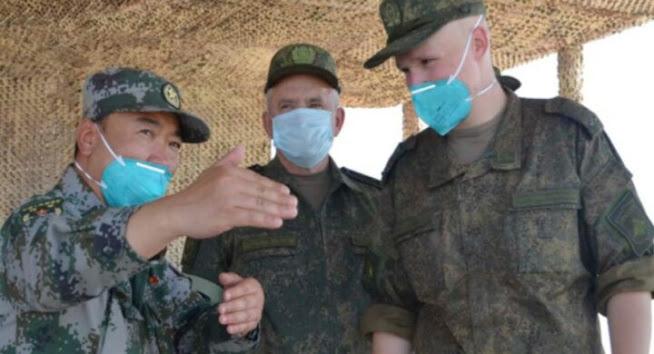 Cina-Russia: Al via esercitazione militare congiunta