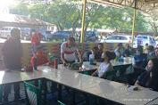 Ketua DPC Minahasa Robby Dondokambey Resmikan Rumah Pemenangan ODSK No Urut 3
