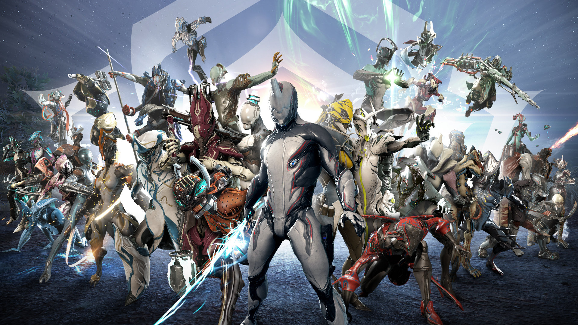 Warframe - Get ready for the big patch