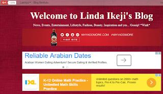 Sukses Ngeblog Bersama Linda Ikeji