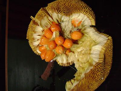 buah tempunik, tempunek, keledang