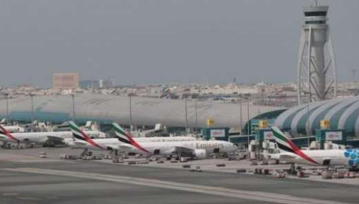 Dubai airport officials announce resumption of flight operations