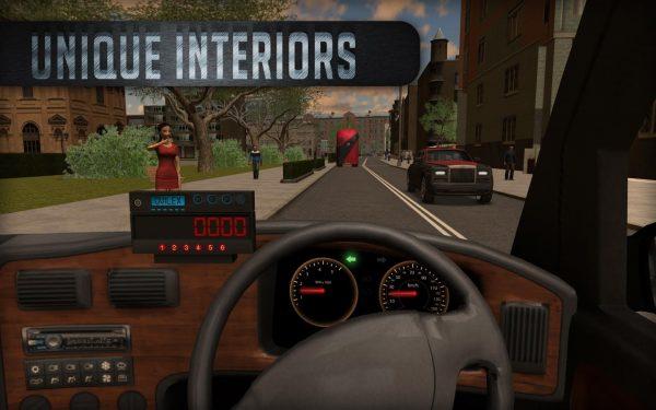 Taxi Sim Apk Mod 2