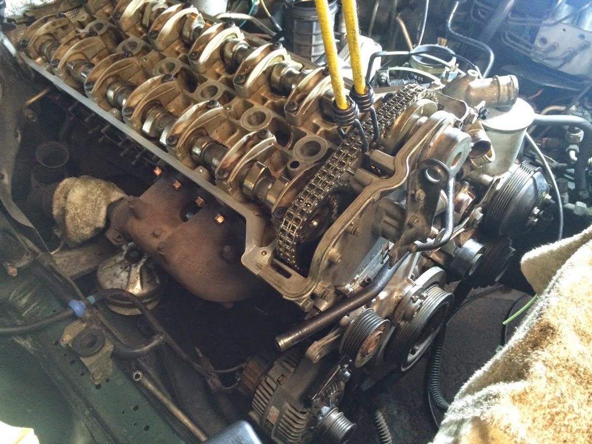 M104: Gasket Replacement P 5 ~ Artisan