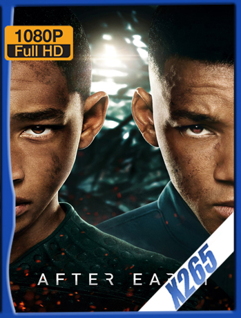 After Earth [2013]1080P Latino [X265] [ChrisHD]