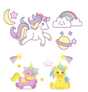 Imagenes De Unicornios Para Imprimir Imagenes Y Dibujos Para