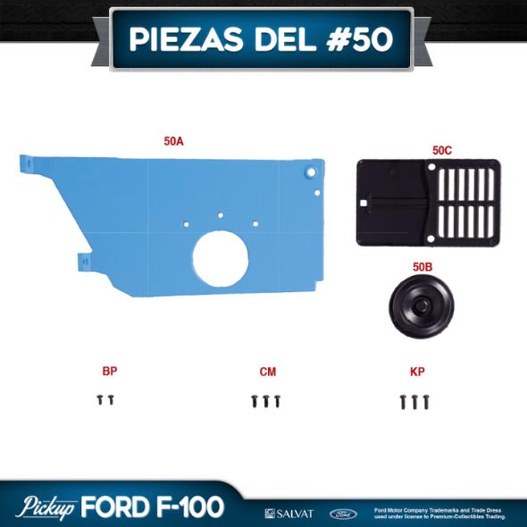 Entrega 50 Ford F-100