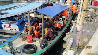 KSOP Muara Angke Sosialisasikan Kespel ke Nakhoda Kapal Tradisional