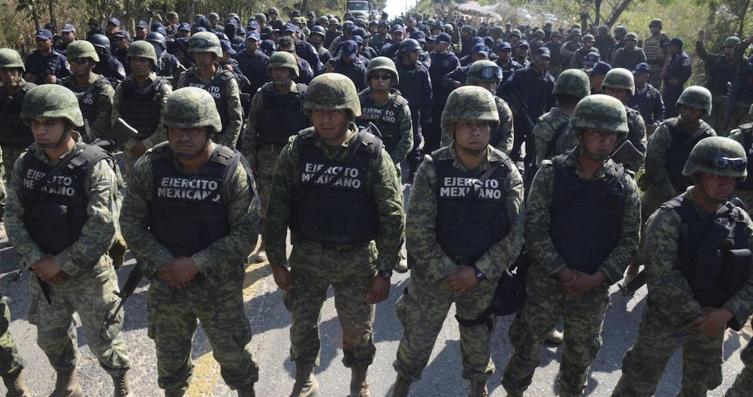 Autoridades sanitarias detectan 31 Soldados con coronavirus en un cuartel militar de Chihuahua