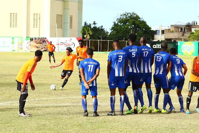 Atlántico FC y Cibao FC terminan empatados a un gol
