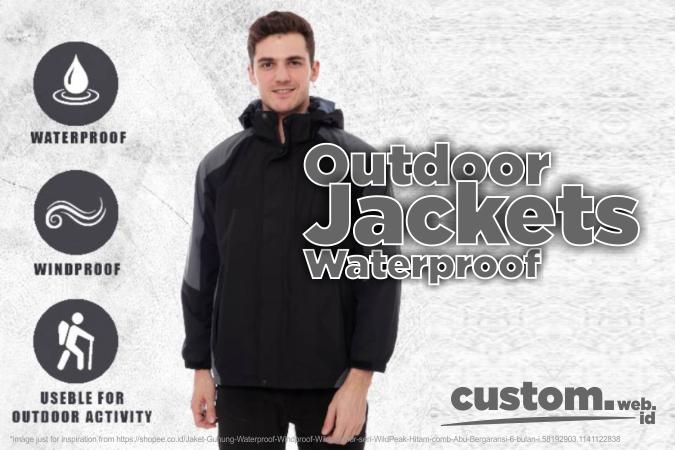 Bikin Custom Outdoor Jackets bikin jaket jogja tempat bikin jaket bomber di yogyakarta desain jaket sendiri secara online desain jaket bomber polos depan belakang desain jaket online desain jaket bomber online bikin jaket parka bomber jacket custom
