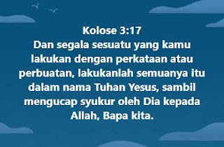 Kata-Kata Kristen yang Menguatkan