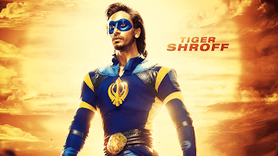 Tiger Shroff Bollywood Actor Picture