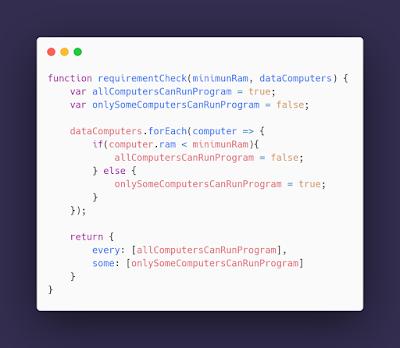 Contoh screenshot kodingan keren
