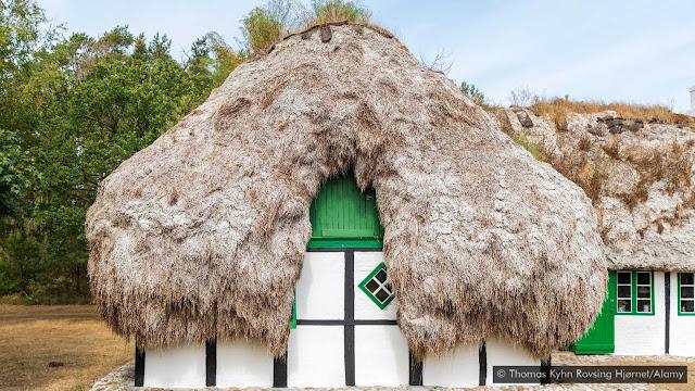 منازل في الدنمارك عمرها 300 عام ستستخدم للحياة الصحية في المستقبل-موقع عناكب الاخباري