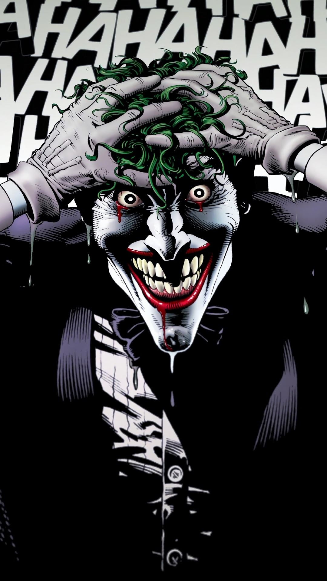 Joker Laughing 4k Wallpaper 58