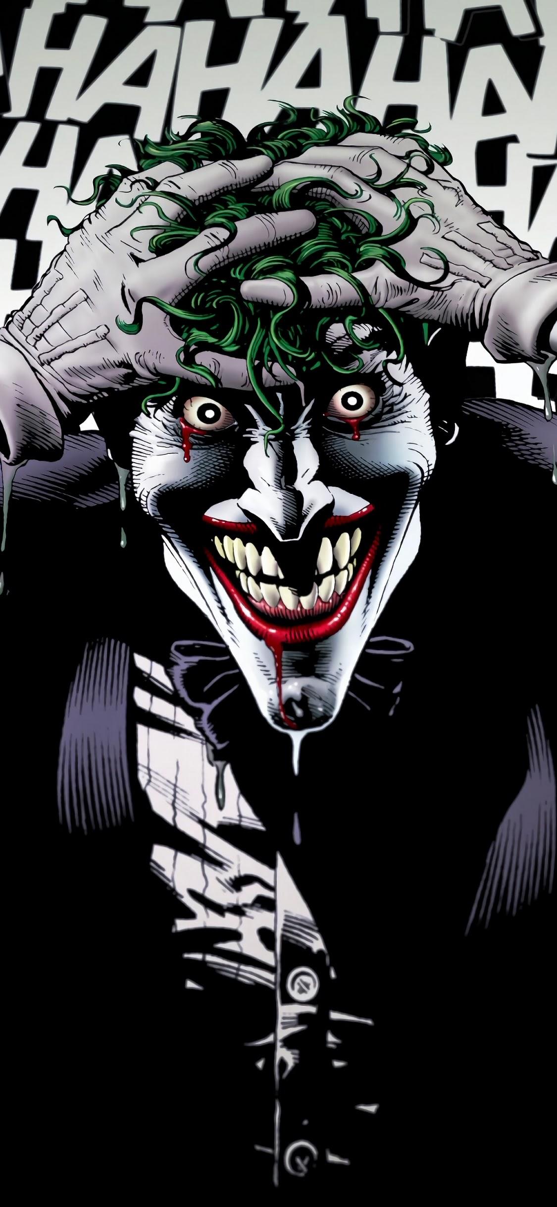 Joker Laughing 4k Wallpaper 58