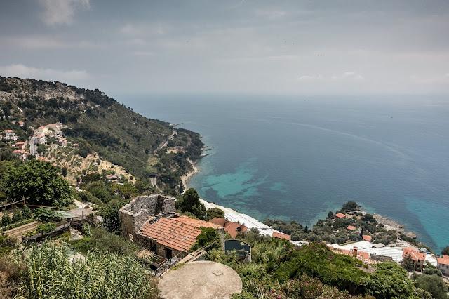Die schönsten Aussichtspunkte in und um Monte Grammondo Ventimiglia