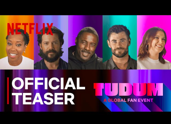Netflix Tudum Event