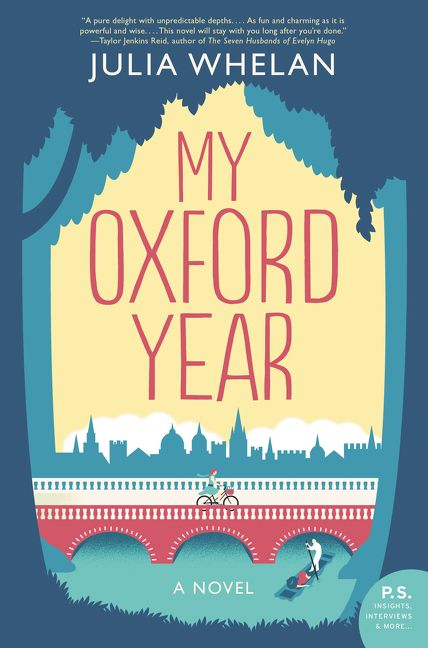 Alpha Reader My Oxford Year By Julia Whelan