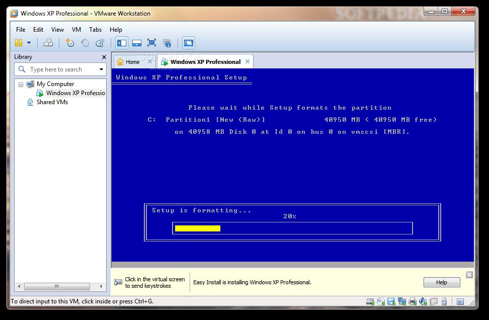 vmware workstation serial
