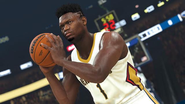 Imagem do NBA 2K22