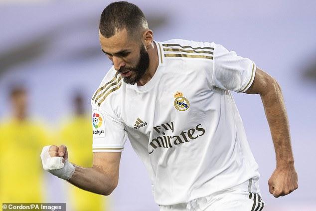 'Bố già' Perez đòi Quả bóng vàng cho Benzema