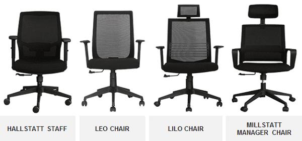 daftar harga kursi kerja kantor