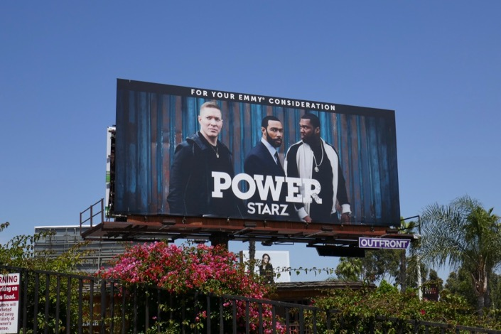 Power 2019 Emmy consideration billboard