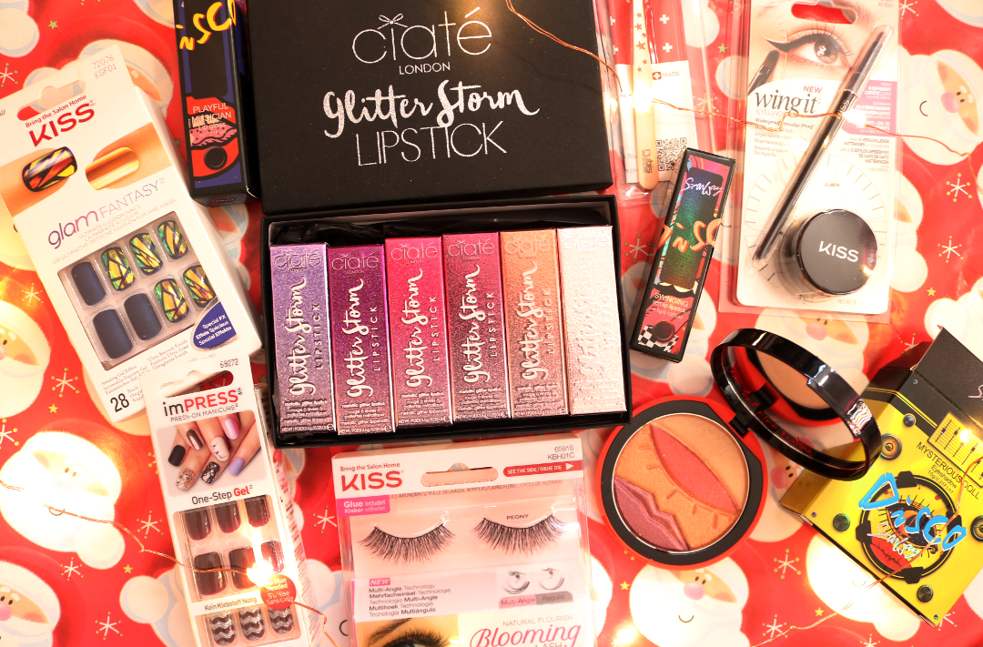 Party Makeup & Last Minute Gift Ideas/Stocking Fillers