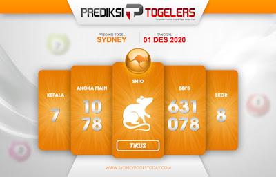 Bocoran Syair Sydney 1 Desember 2020