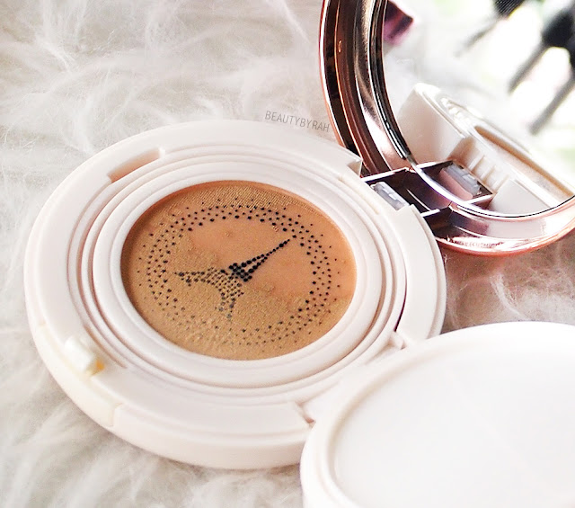 loreal lucent magique porcelain cushion try on  review
